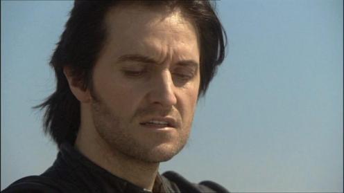 Richard Armitage as Guy of Gisborne in Robin Hood, 2.6. Source: RichardArmitageNet.com