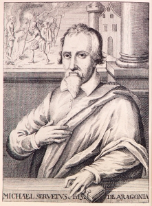 The historical Servetus.