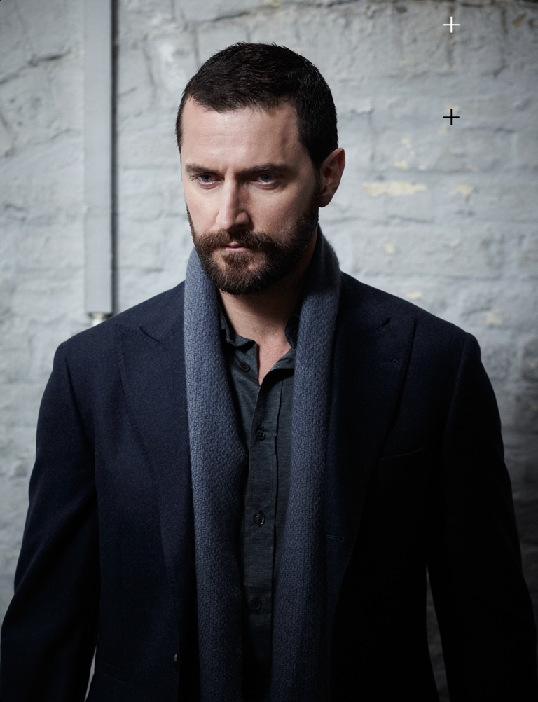 richard armitage in project magazine , august 2011. source ...