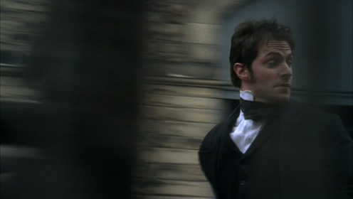 Richard Armitage as Mr. Thornton in episode 2 of North & South.