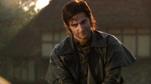 Richard Armitage as Guy of Gisborne in Robin Hood 1.1. Source: RichardArmitageNet.com