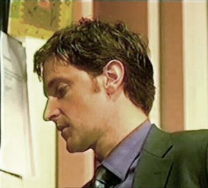 Richard Armitage as Dr. Tom Steele in Doctors. Source: RichardArmitageNet.com