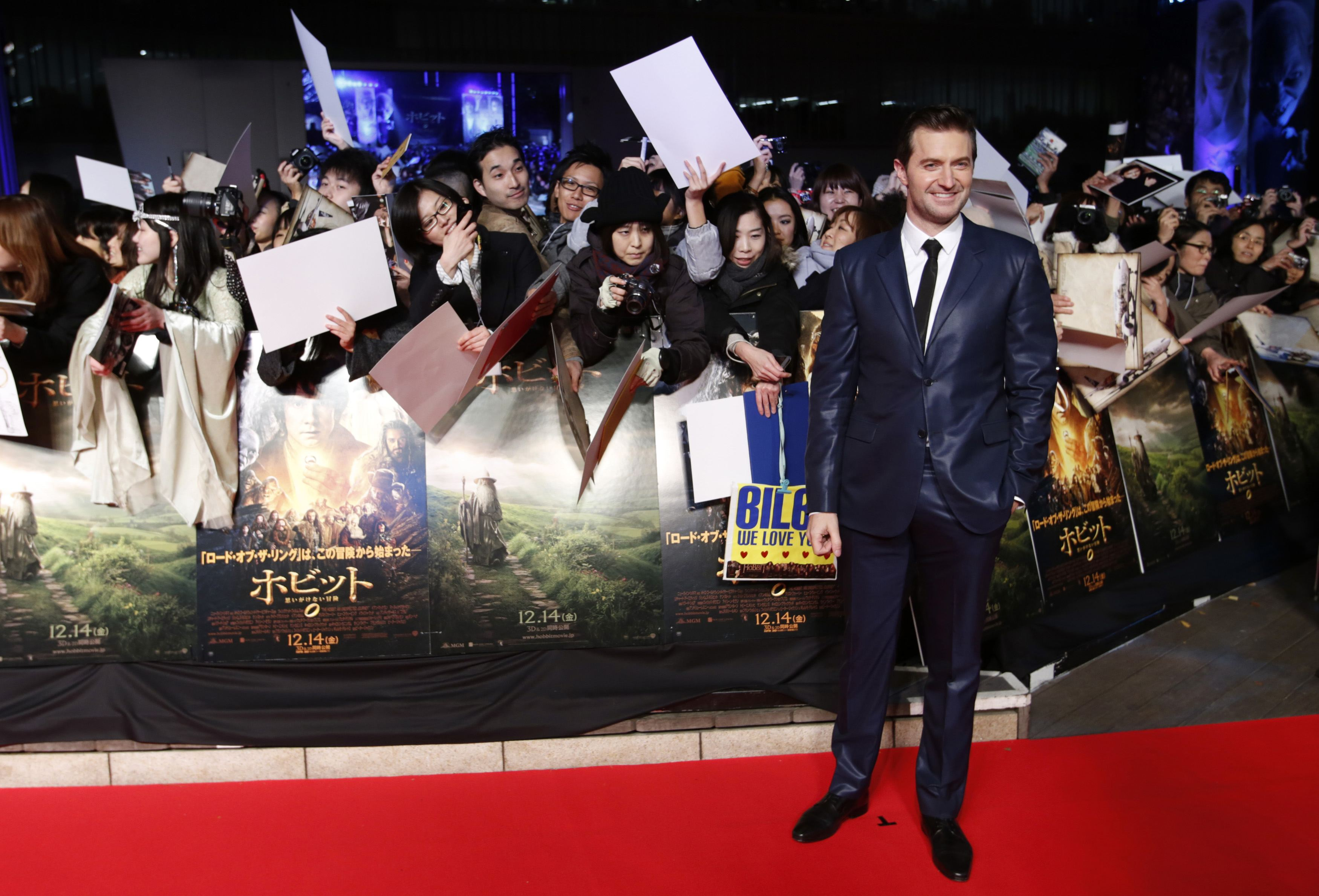 Hobbits Movie Cast Hobbit Movie Cast Tokyo