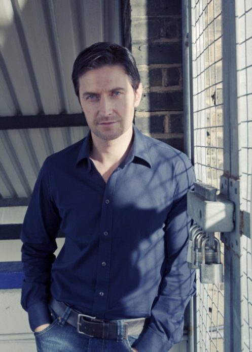 British Actor Richard Armitage