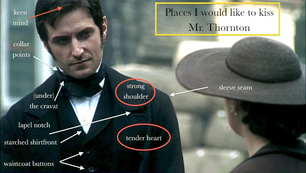 Richard Armitage North And South Look Back At Me