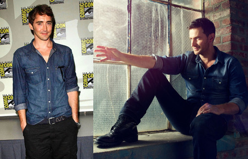 me + Richard Armitage + Lee Pace, or: The ship that dare ...