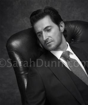 Dunn armchair 1 bw