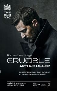 Richard Armitage Crucible