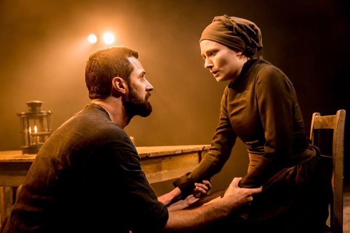 the relationship between john proctor and elizabeth proctor The conversation between john and elizabeth proctor is highly mundane, illustrating the significant tension remaining in the relationship since proctor's affair with abigail williams.