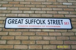Great Suffolk Street SE1