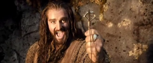 Richard Armitage Thorin Oakenshield Desolation of Smaug