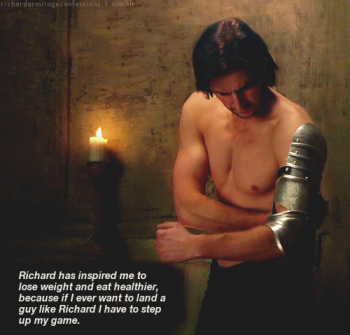 A confession from the Richard Armitage Confessions tumblr.
