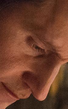 Richard Armitage as Francis Dolarhyde in Hannibal 3.08. Detail. Source: Far, Far Away