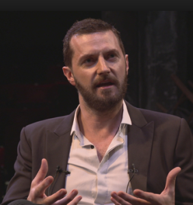 Richard Armitage, talking about The Crucible at the Old Vic, September 2014.