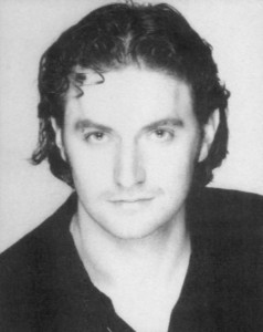 Richard Armitage, from the program for the RSC Hamlet (1998).