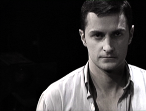 Richard Armitage as Darryl Newman in Staged (1999). I think this was originally jollytr's edit.