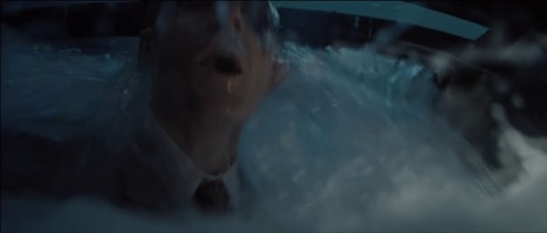 Heinz Kruger after Captain America breaks the glass window in his submarine, in Captain America: The First Avenger. Source: RichardArmitageNet.com