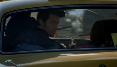 Lucas North (Richard Armitage) in a taxi picked up at Moscow airport, headed to pick up some information for Harry about Sugarhorse, in Spooks 7.7. Source: RichardArmitageNet.com