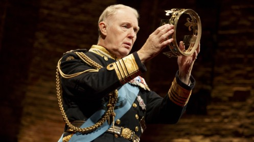 Tim Pigott-Smith (Mr. Hale from North & South) premiered the role of Charles III in London.
