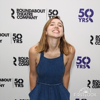 Zoe Kazan, Love, Love, Love photocall, August 22, 2016.