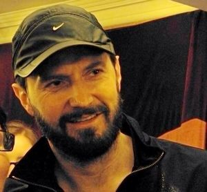 Richard Armitage on the night of the rain-out, August 25, 2016.