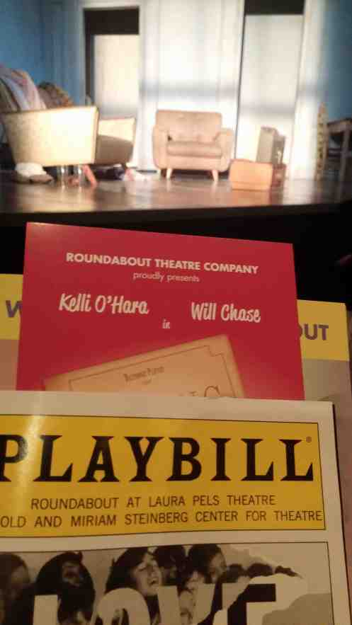 Sunday playbill shot