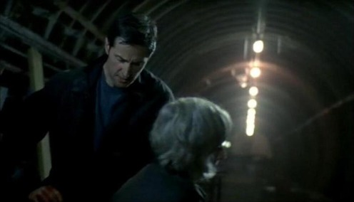 And I had a flashback to this -- Spooks 7.8.