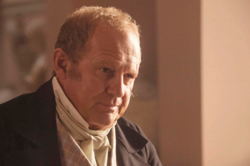 Peter Firth as the Duke of Cumberland and Teviotdale (King Ernst August I of Hanover).