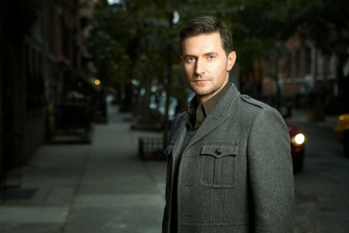 Richard Armitage as photographed by Robert Ascroft, fall 2012.