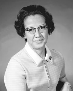 Katherine Goble (Johnson)