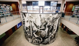trinity-university-coates-library-art